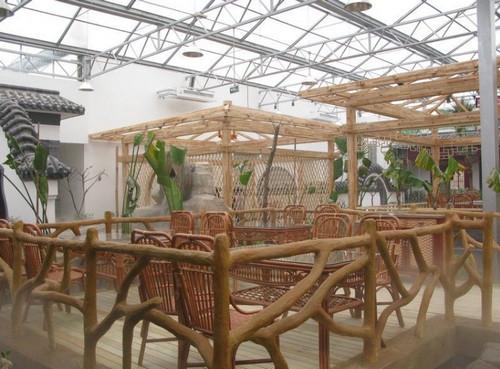 河南生态温室大棚