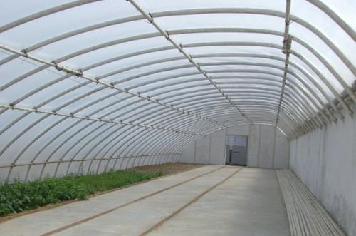 河南温室大棚工程案例