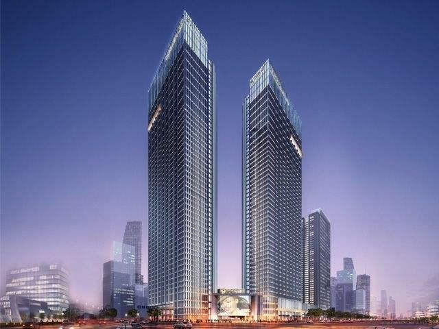 东方希望天祥广场成都瓷砖粘结剂项目