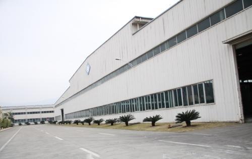 成都瓷砖粘结剂厂区环境