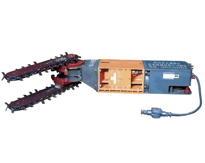 绵阳双机头割煤机-MJ50S