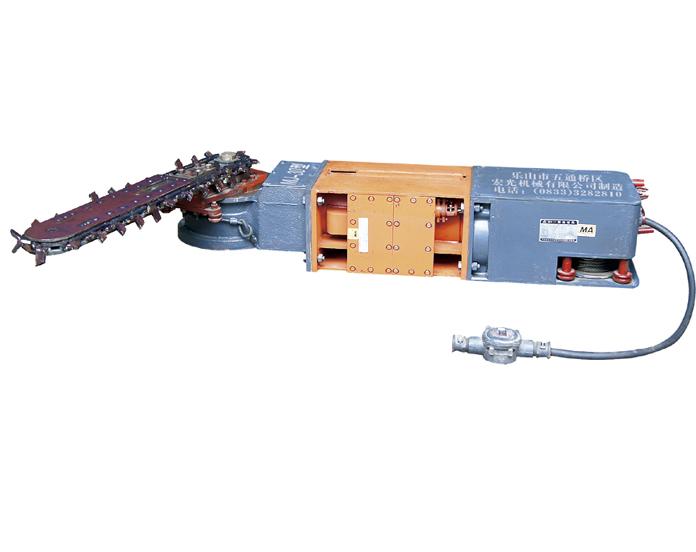 四川MJ30反机头割煤机