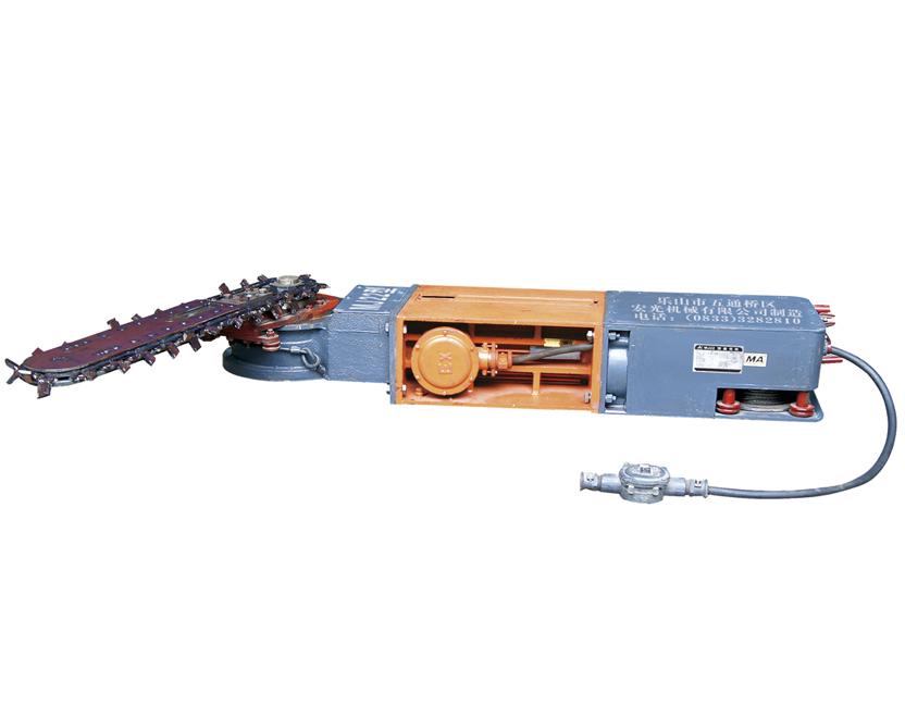 乐山反机头割煤机-MJ22
