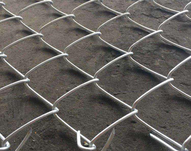 四川镀锌铁丝菱形锚网