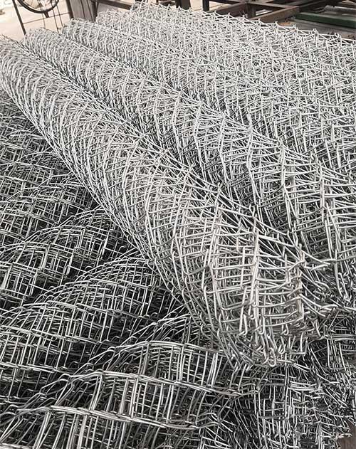 乐山镀锌铁丝菱形锚网