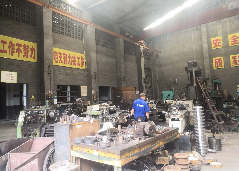 四川割煤机生产团队风采