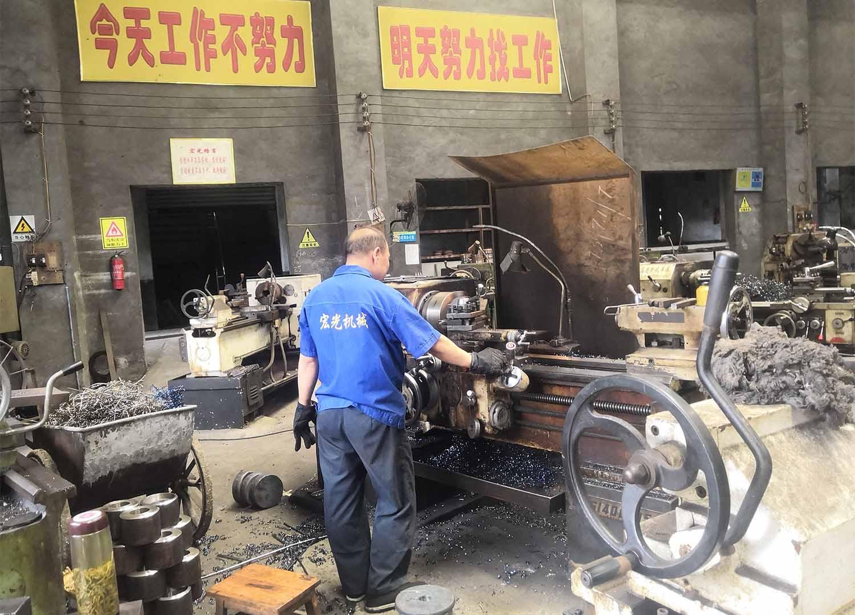 四川道岔生产团队风采