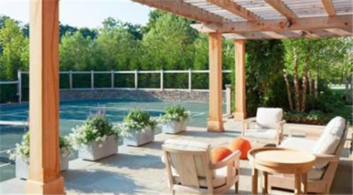成都私家花园设计案例