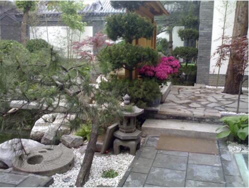 成都私家花園設計公司
