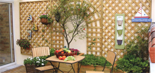 选择成都入户花园对装修空间有什么优势