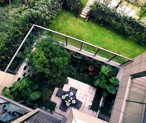 梦境花园告诉你私家花园绿化常用植物