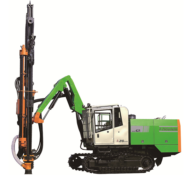 志高全自动一体式钻车