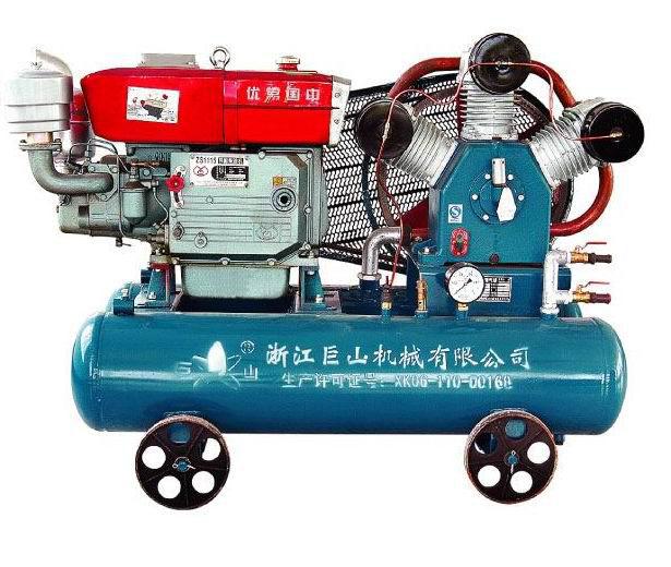 柴油活塞机