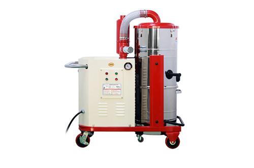 怎样选择合适的工业吸尘器?