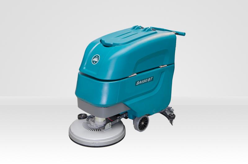 陕西手推式洗地机