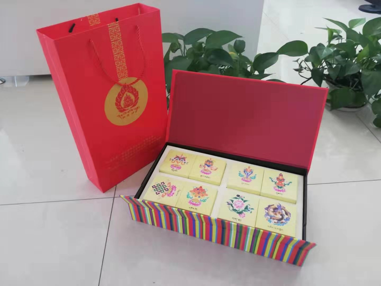 中秋月饼的设计包装盒