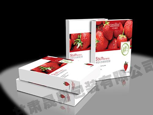 鲜草莓礼盒