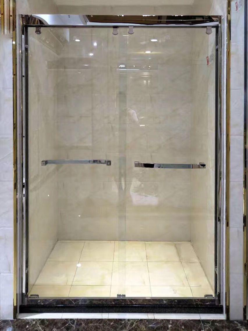 成都淋浴隔断定制