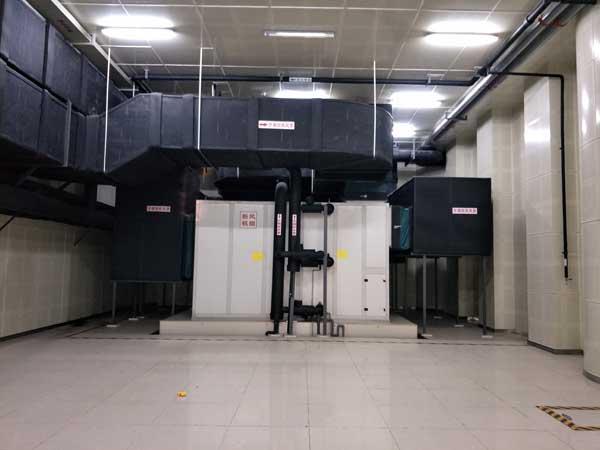 风机盘管和空气源热泵匹配供暖的优势