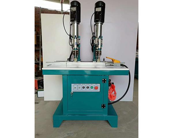 氣缸電機一體雙頭鉸鏈鉆
