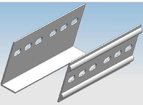 四川铝合金电缆桥架