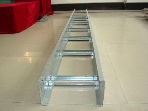 南充梯式铝合金电缆桥架
