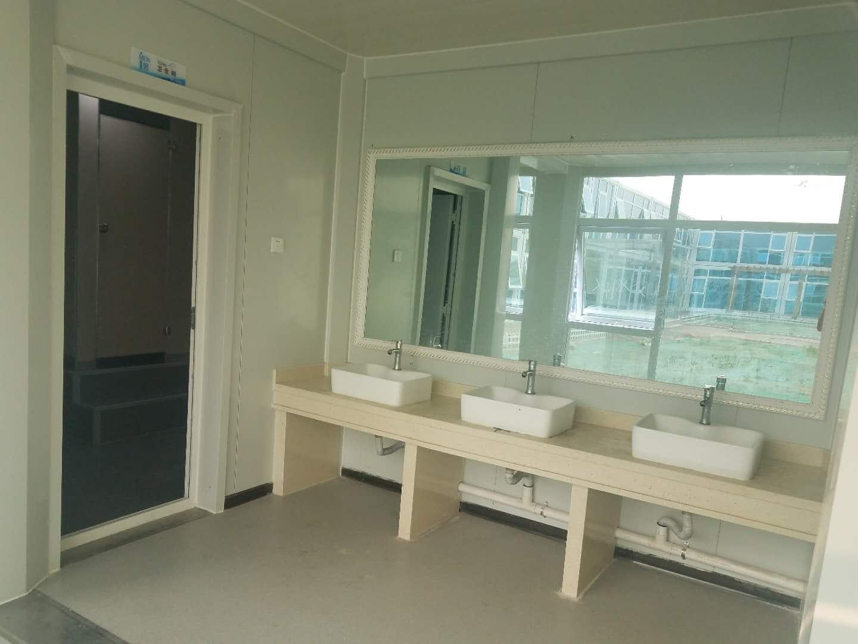 集裝箱廁所