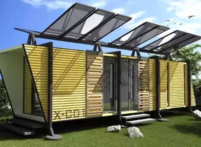 西安集装箱设计