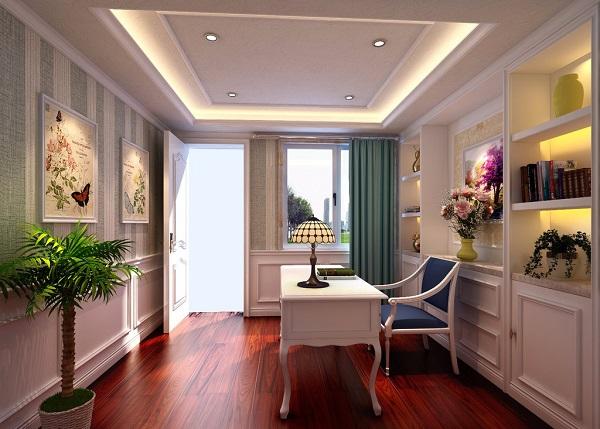 现代简约风格集成墙板装修客餐厅案例