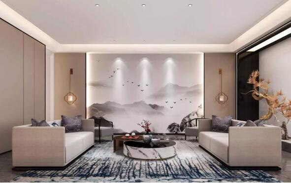 呼和浩特竹木纤维集成墙板设计效果图