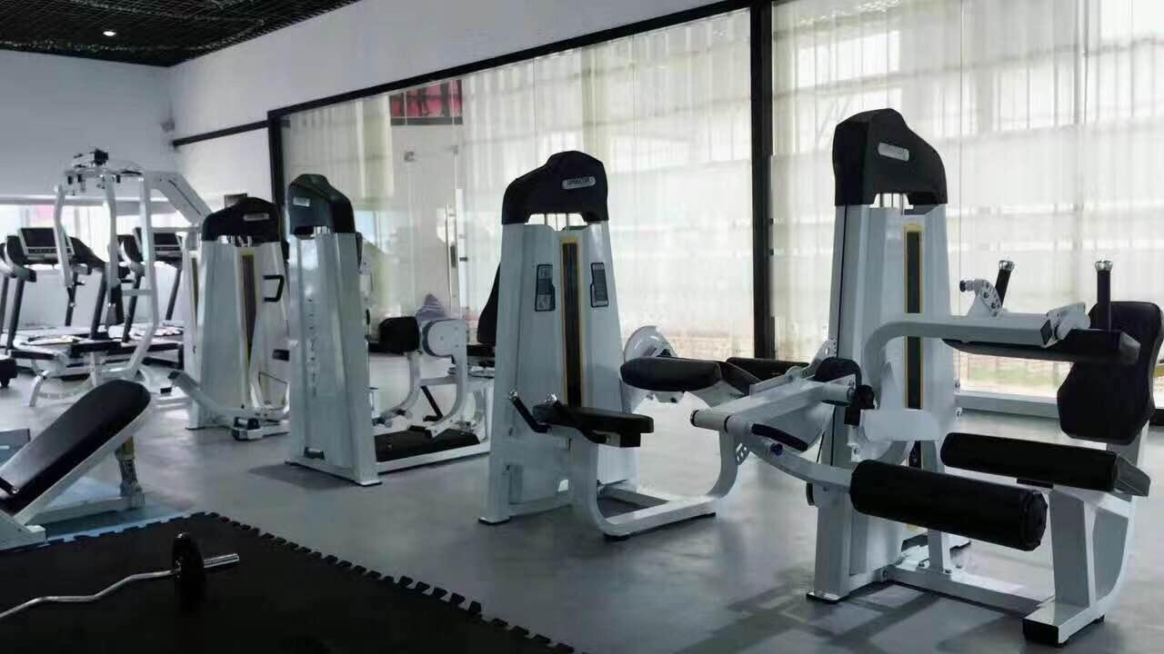 力量健身器械案例展示