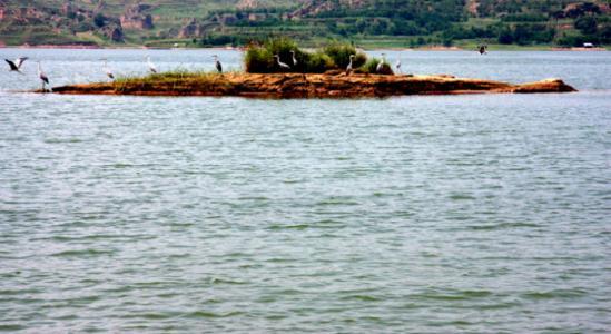 昊海渔业与山榆社云竹水库合作
