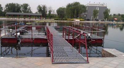 昊海渔业与集宁水产站合作