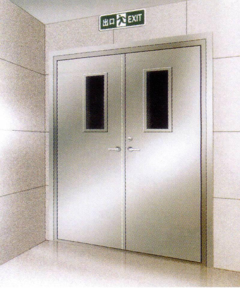 防火防盗门