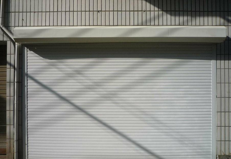 铝合金材质卷帘门