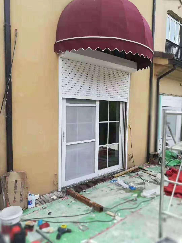 铝合金窗户卷帘门