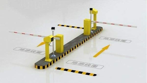 停车场车辆识别系统