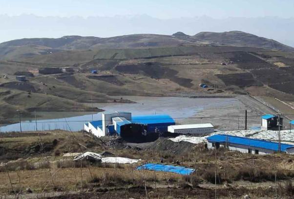 宕昌縣開源鉛鋅礦有限責任公司尾礦庫庫區防滲工程