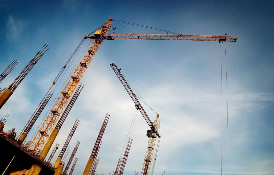房屋建筑工程施工工序