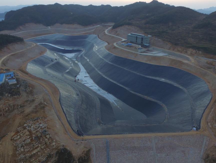 貴州其亞鋁業有限公司赤泥尾礦庫1#堆場技改工程