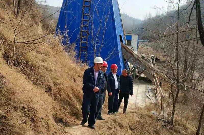 耀杰集團—冬季安全檢查之襄汾縣堯達能源礦業有限公司(一礦區)