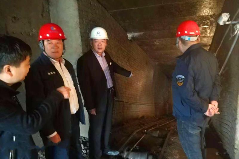 耀杰集團—冬季安全檢查之襄汾縣鐵寶豐礦業有限公司一系統