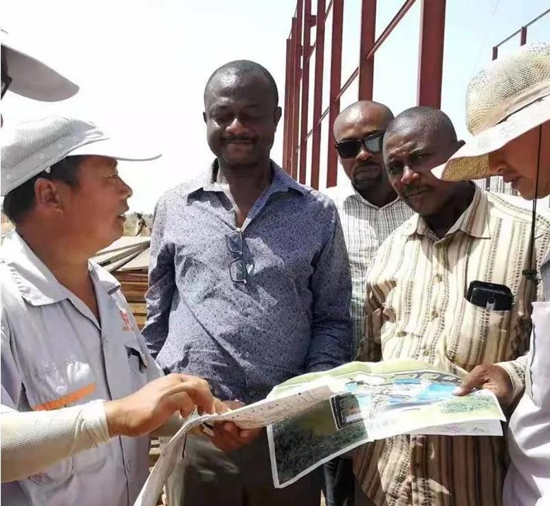 时时彩平台排行榜海外(尼日利亚1000吨/日铜选厂)项目进入建设高峰期