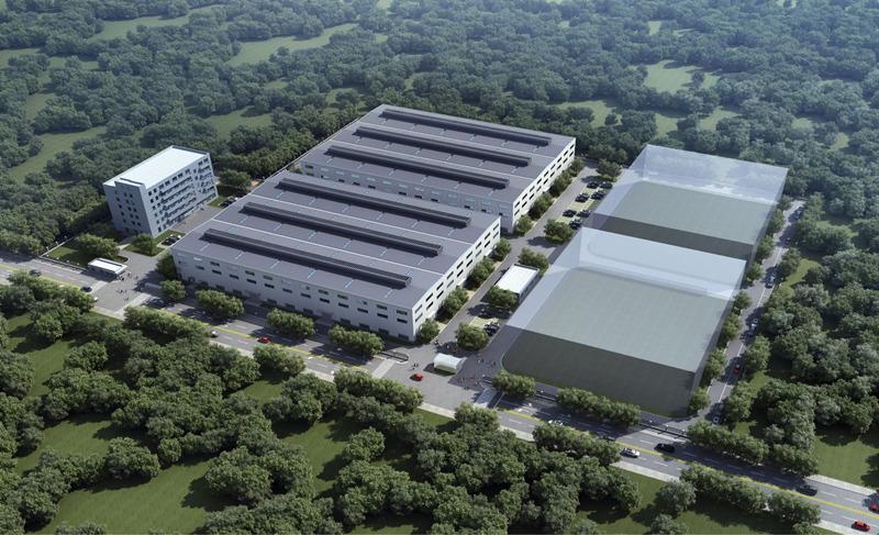 江蘇慕樂汽車零部件(常熟)有限公司新建廠房項目