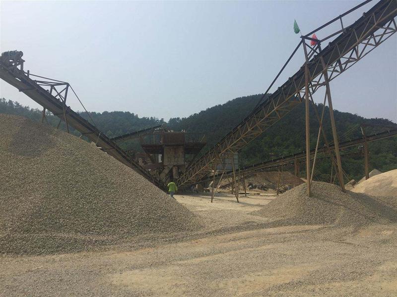 陕西将砂石生产纳入高危领域