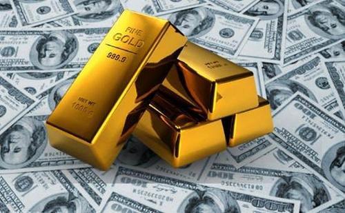 黄金涨疯了 原油和燃料油跌哭了