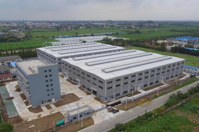 耀杰集團施工項目江蘇慕樂汽車零部件(常熟)有限公司新建廠房項目順利通過竣工驗收