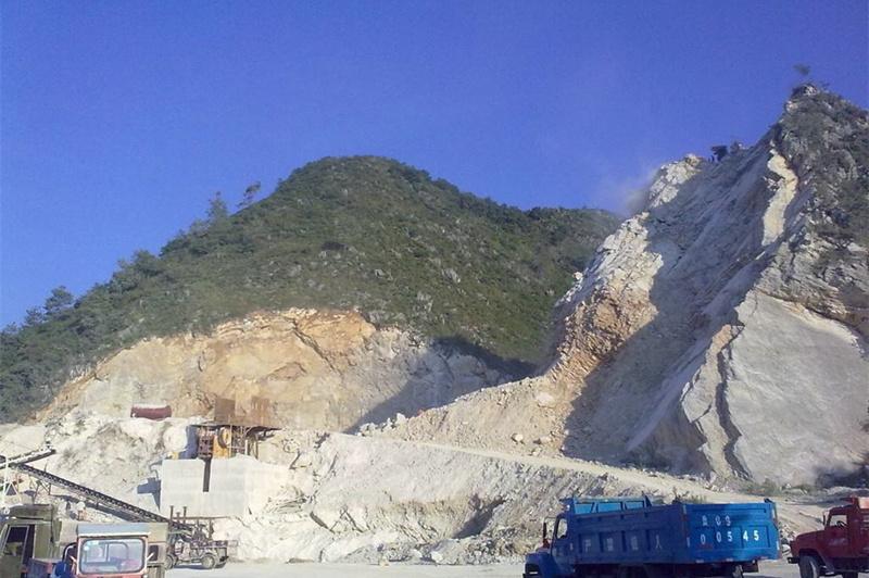 福建龙岩:强化采石及制砂行业管理