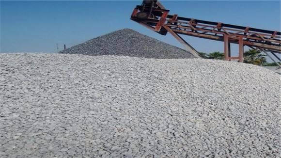 江西力爭到2020年機制砂年產能達2000萬噸