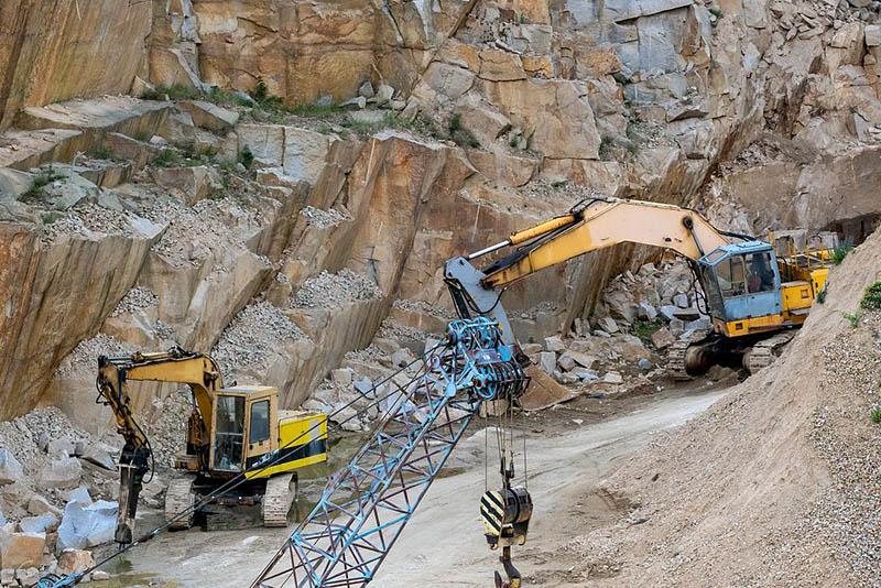 淄博将开展矿山开采及生态修复工地扬尘整治大会战